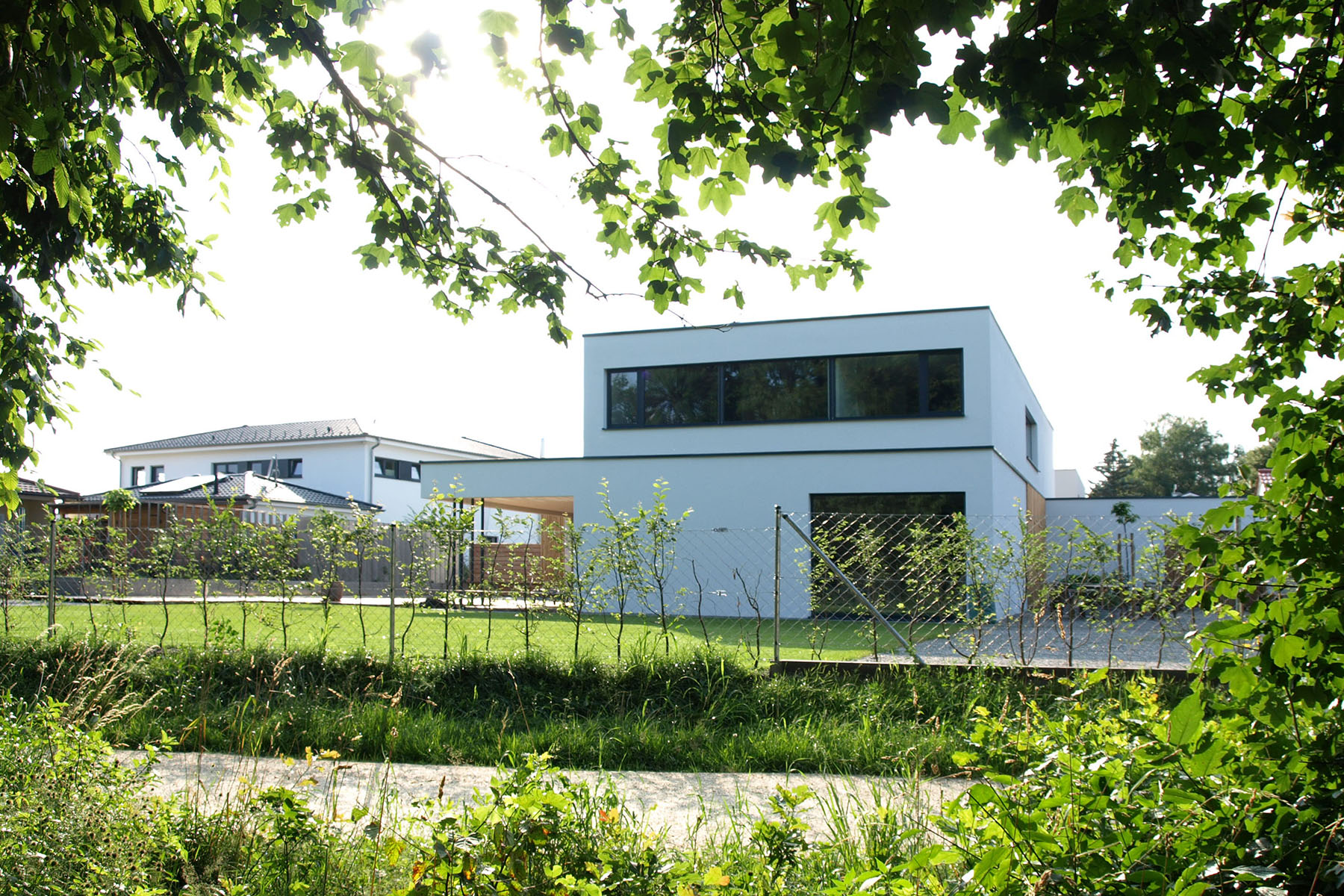 Einfamilienhaus Burghausen Garage