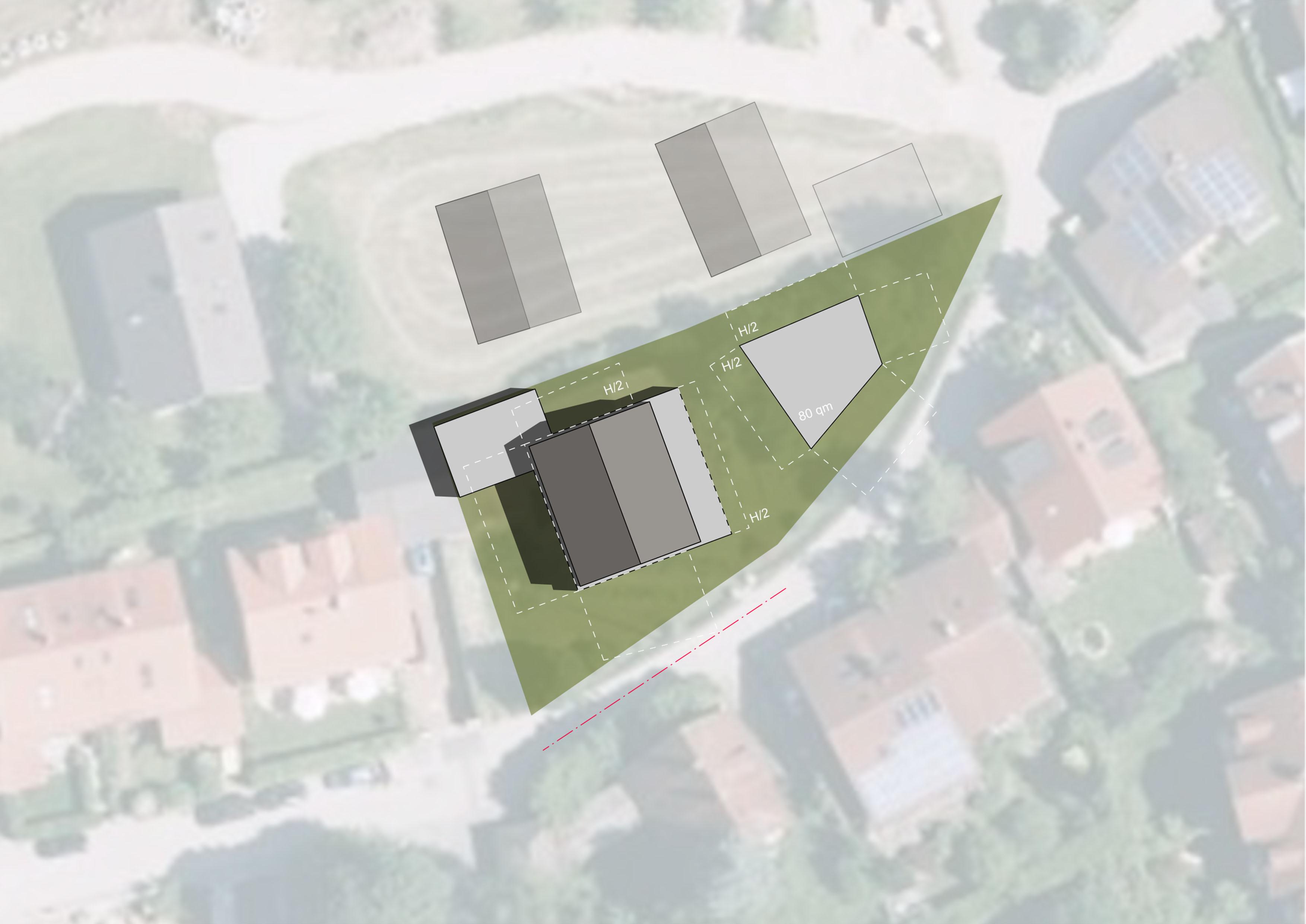 Einfamilienhaus in Ebersberg bei München - Architekt in München