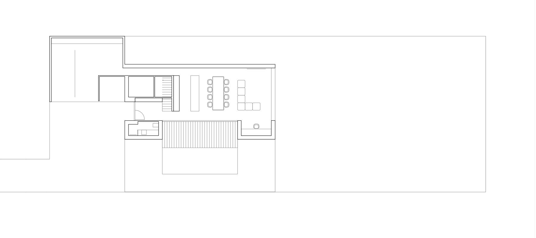 Einfamilienhaus in München Trudering Grundriss EG