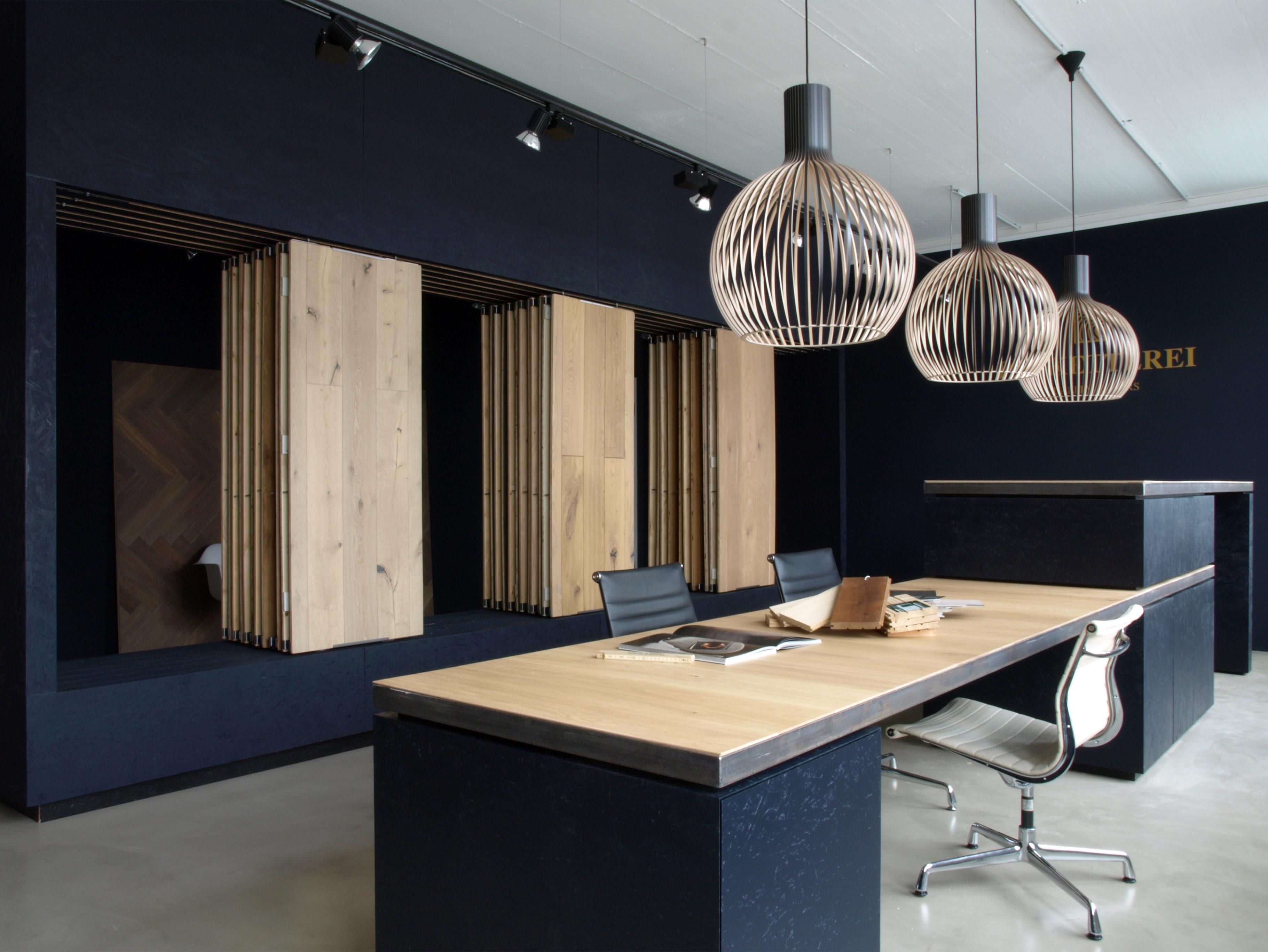 Parkettstudio - Innenausbau in München - Architekt in München