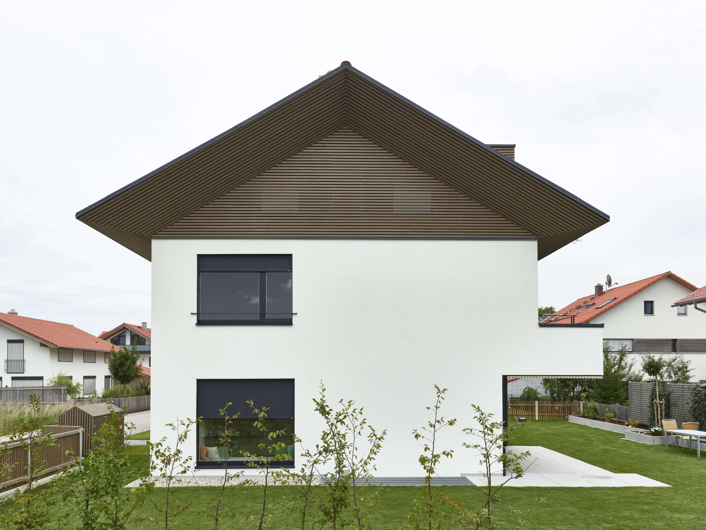 Neubau Einfamilienhaus im Süden von München